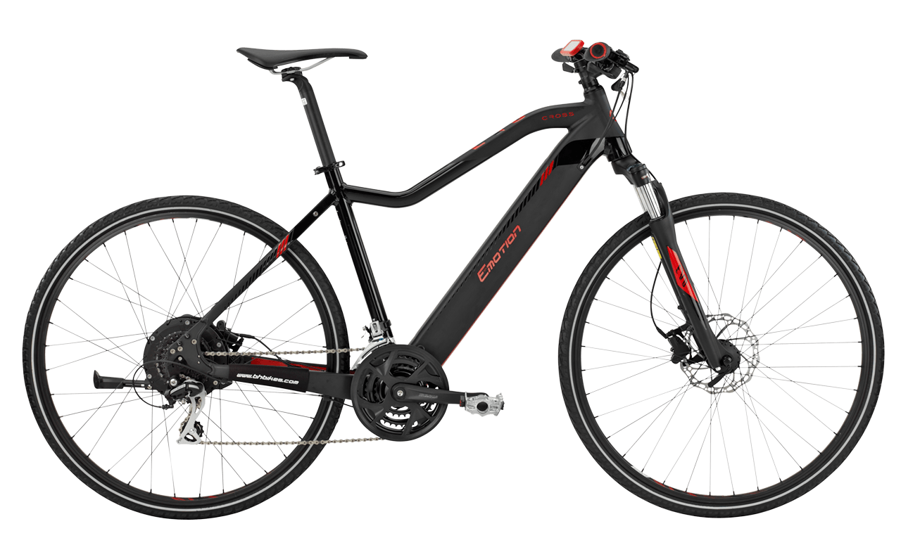 EVO CROSS PRO 2018 - Electric Cycling House