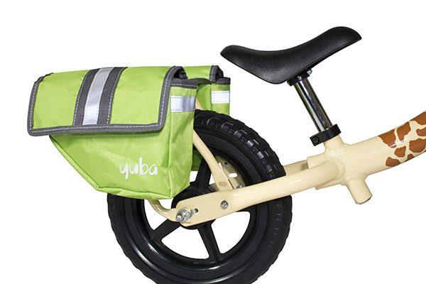 Yuba+Flip Flop Saddle bag - Electric Bikes