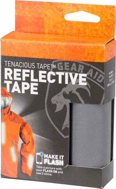 Tenacious Tape: Reflective - Electric Cycling House