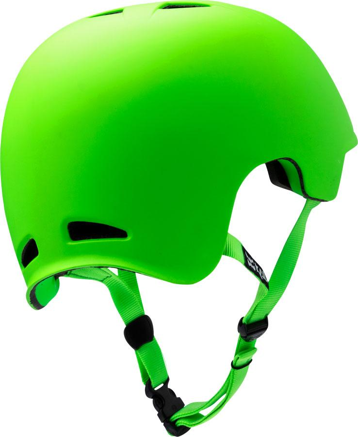 Viva Helmet: Solid Green - Electric Cycling House