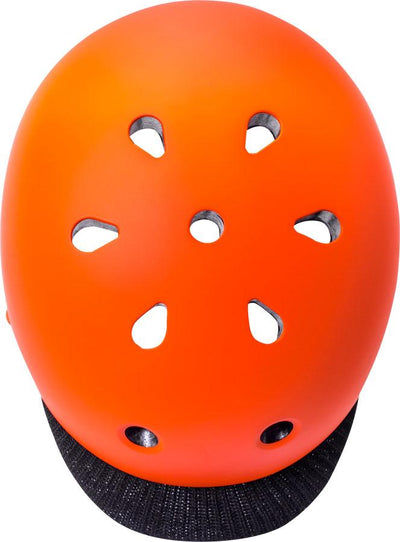 Kali Protectives+Saha Helmet: Spell Matte Orange - Electric Cycling House