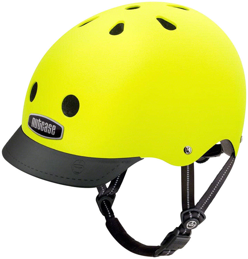 Street Helmet:Lightning Matte - Electric Cycling House