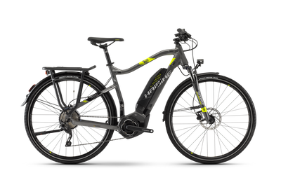 Haibike+SDURO Trekking 4.0 High-Step  2018 - Electric Bikes