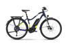 Haibike+SDURO Trekking 7.0 Low-Step  2018 - Electric Bikes