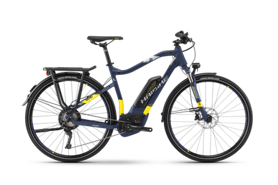 Haibike+SDURO Trekking 7.0 High-Step  2018 - Electric Bikes