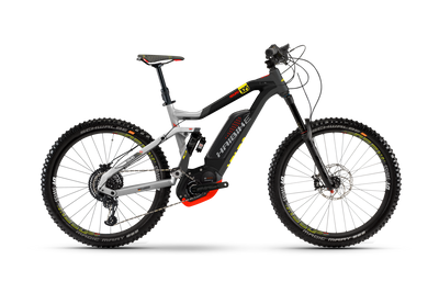 Haibike+XDURO Nduro 10.5 eMTB  2018 - Electric Cycling House