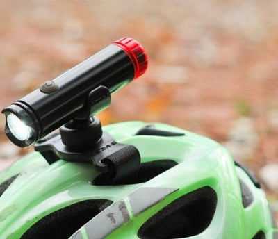 LEZYNE+Macro Drive Duo Helmet Light - Electric Bikes