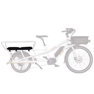 Yuba+Mini Soft Spot Padded Seat - Electric Cycling House