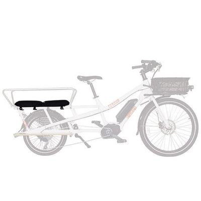 Mini Soft Spot Padded Seat - Electric Cycling House