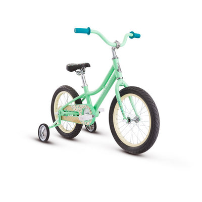 Jazzi 16 (2018) - 3-6 Years Old - Electric Cycling House