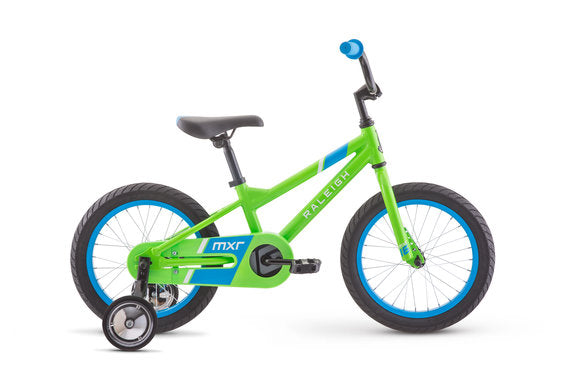 MXR 16 - 3-6 Years Old - Electric Cycling House
