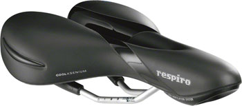 Respiro Moderate Mens Saddle Black
