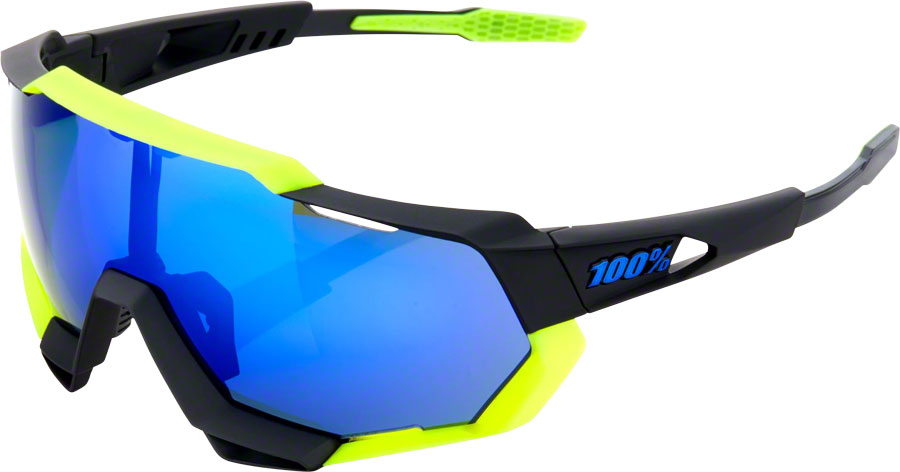 100%+Speedtrap Sunglasses - Electric Bikes