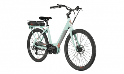 Raleigh+SPRITE IE STEP THRU  2018 - Electric Bikes