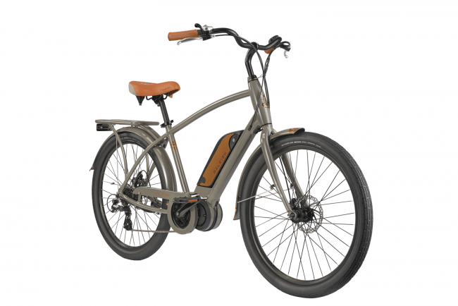 Raleigh+RETROGLIDE IE STEP OVER 2018 - Electric Bikes