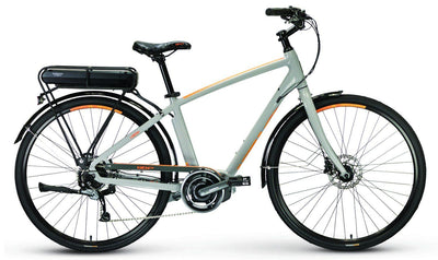 IZIP+E3 PATH PLUS STEP OVER - Electric Bikes