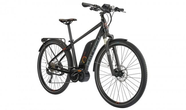 Raleigh+CADENT IE STEP OVER  2018 - Electric Bikes