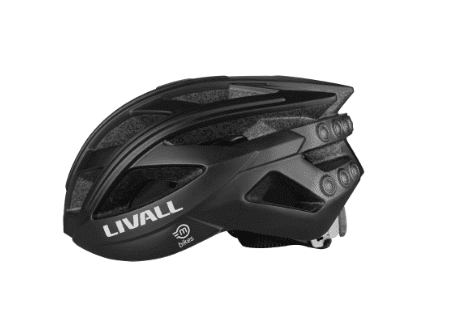 Magnum Bikes and Livall - Smart Bluetooth Bicycle Helmet BH60E