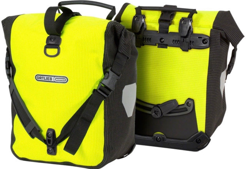 Ortlieb Sport-Roller High Visibility Pannier - Electric Cycling House