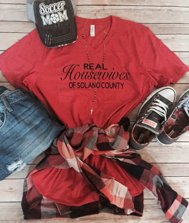 Real Housewives Graphic Tee
