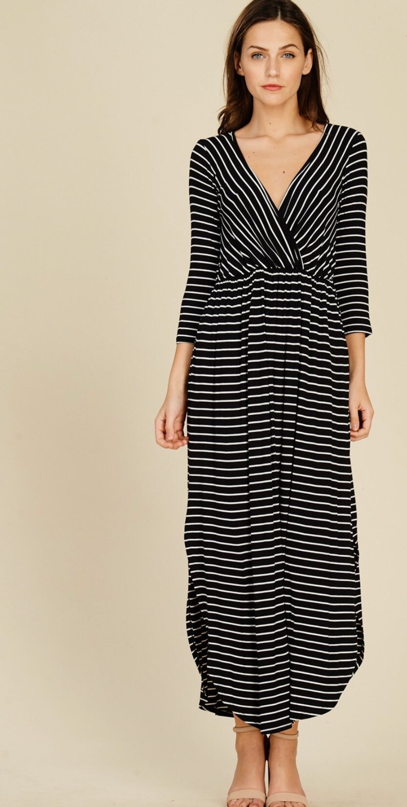 Marjory Maxi Dress-Plus