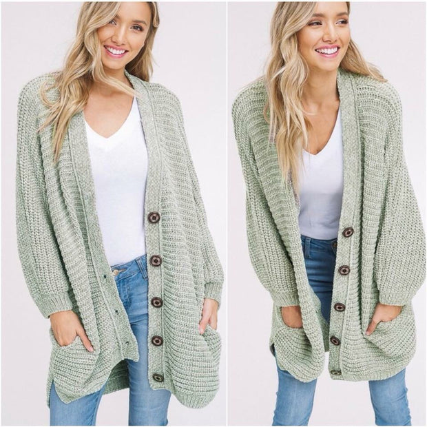 Not your Grandmother's Cardigan
