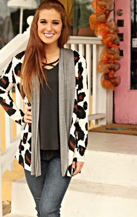 Wild in the City Cardigan