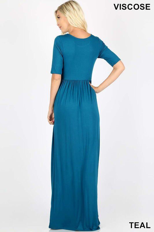 Mary Jane Maxi Dress