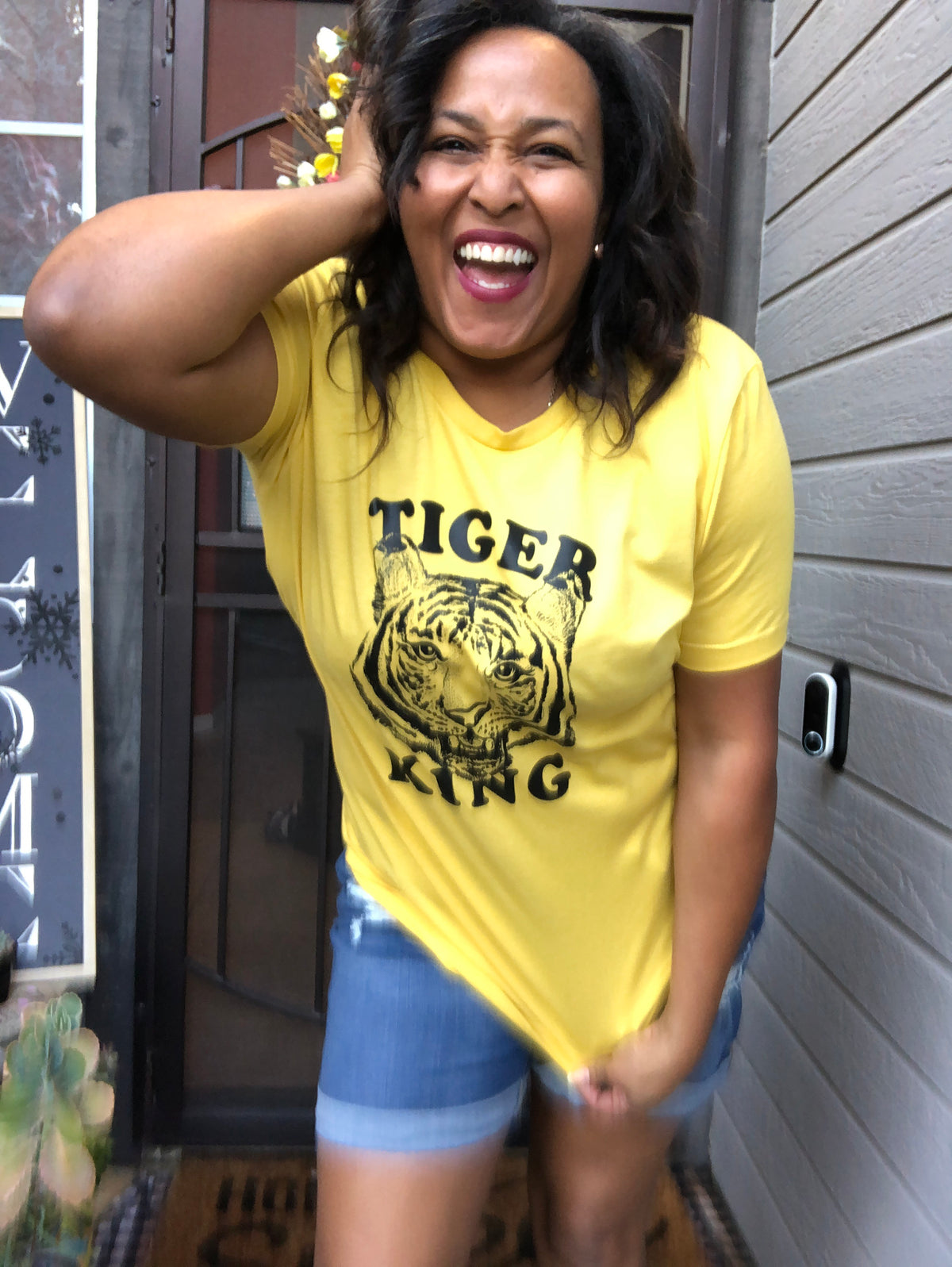 Tiger King Graphic Tee