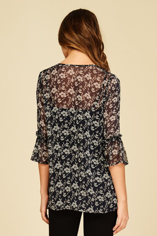 Fly away with me Blouse