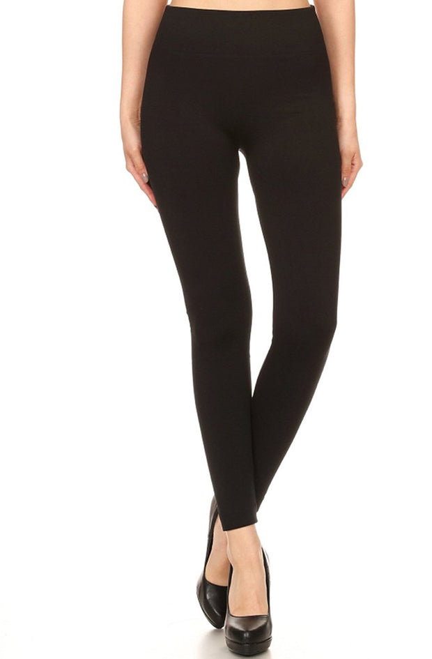 Black Leggings-One Size