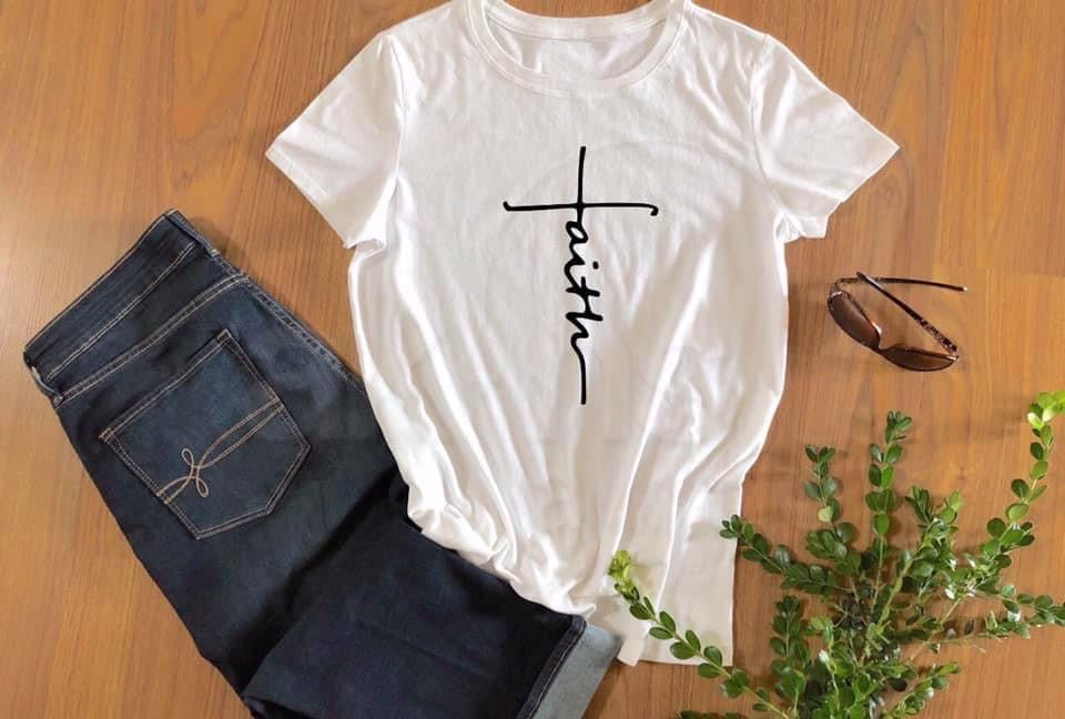 Cross Faith Graphic Tee
