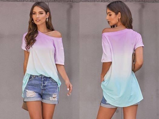 Bad Ombre Top