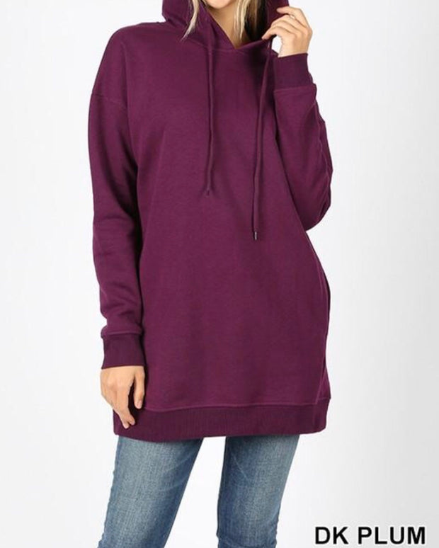 Hooded Sweatshirt-Regular & Plus Sizes
