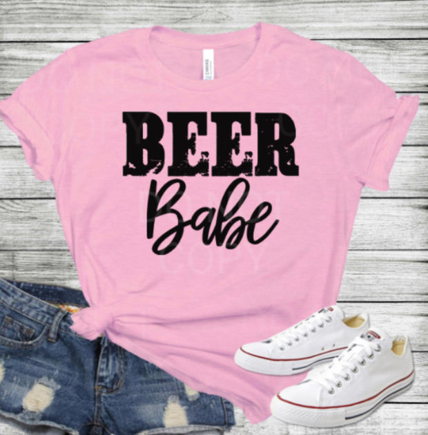 Beer Babe Graphic Tee