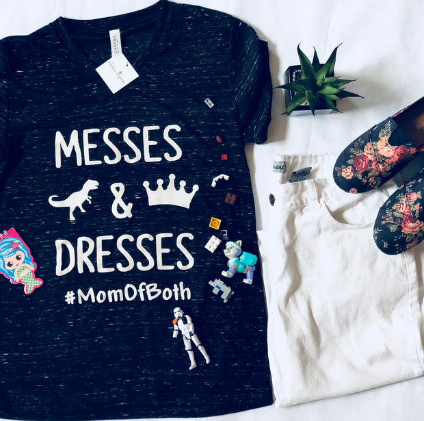 Messes & Dresses Graphic Tee