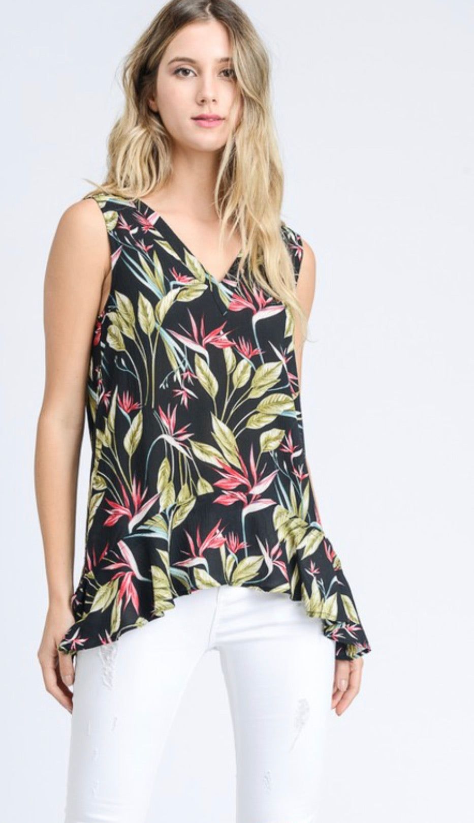 Tropic Thunder Top