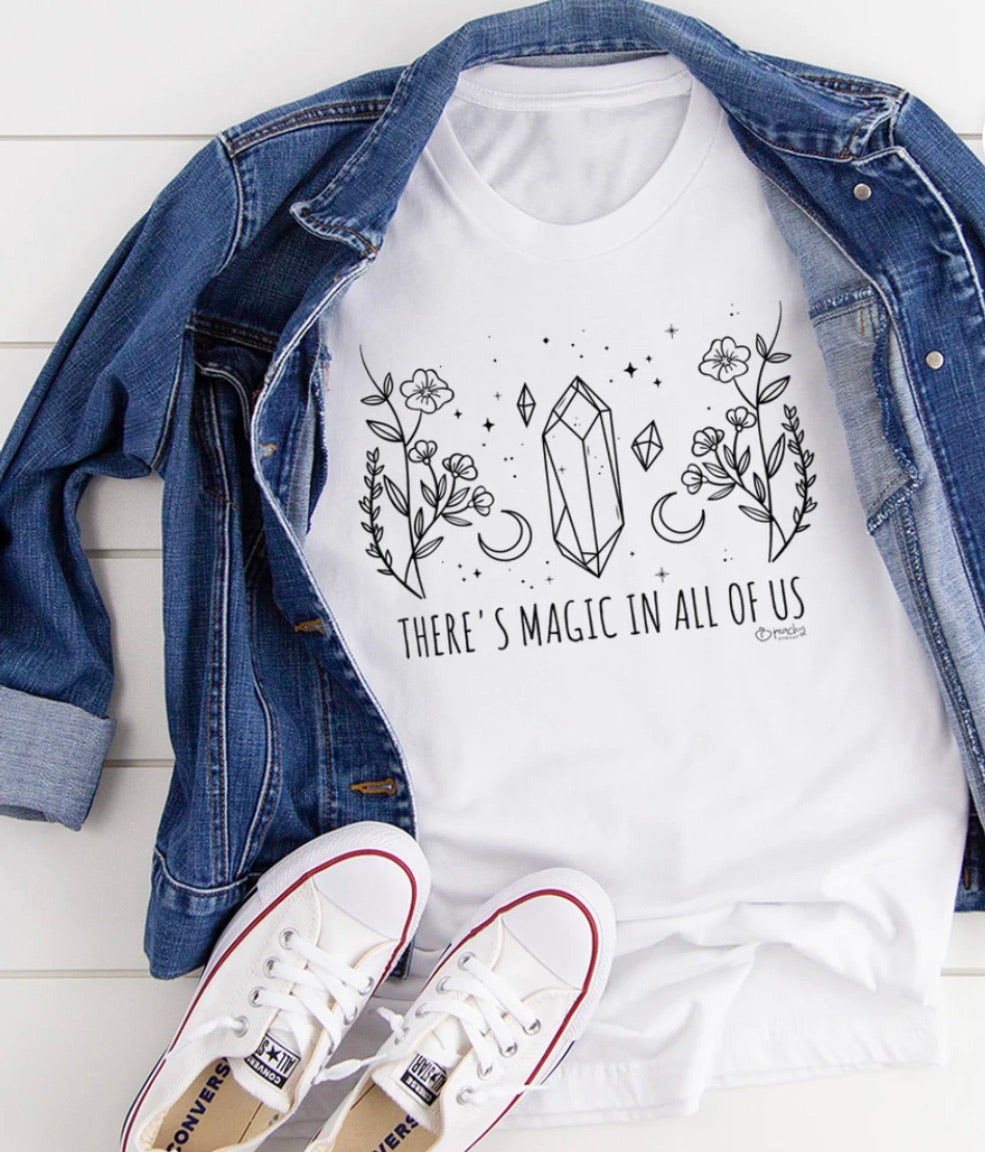 There's Magic in all of us Graphic Tee
