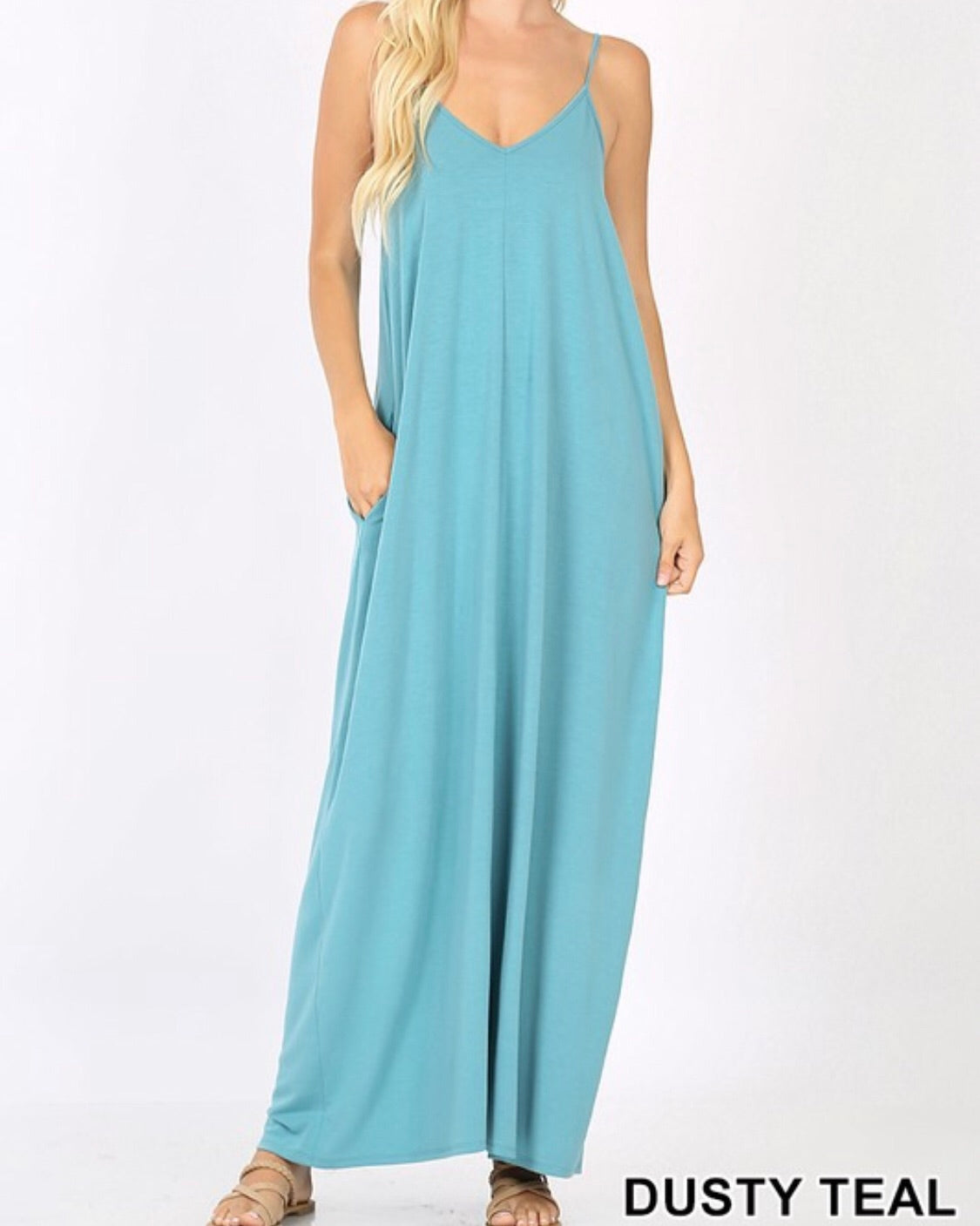 Bella Harem Maxi Dress
