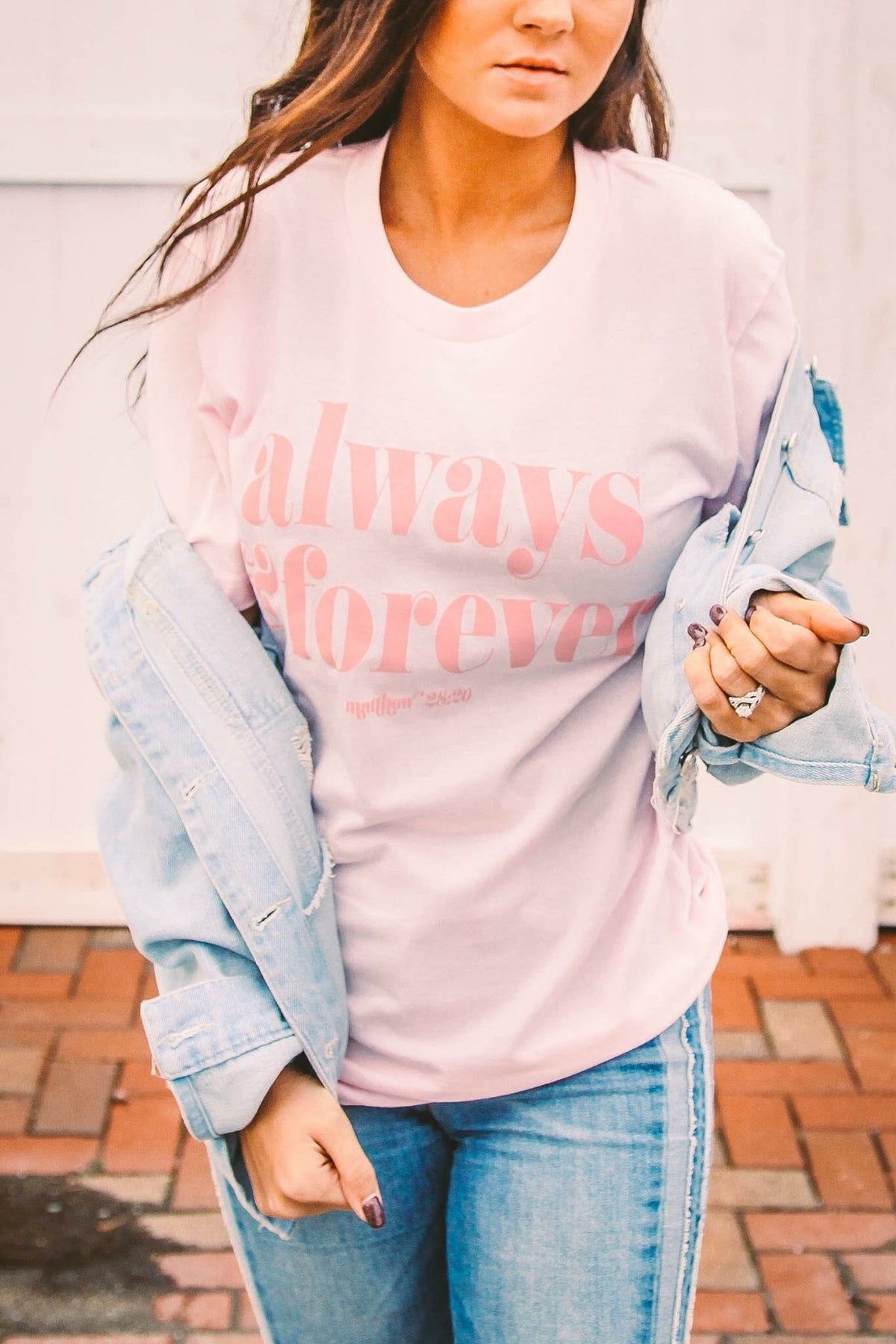Always & Forever Graphic Tee