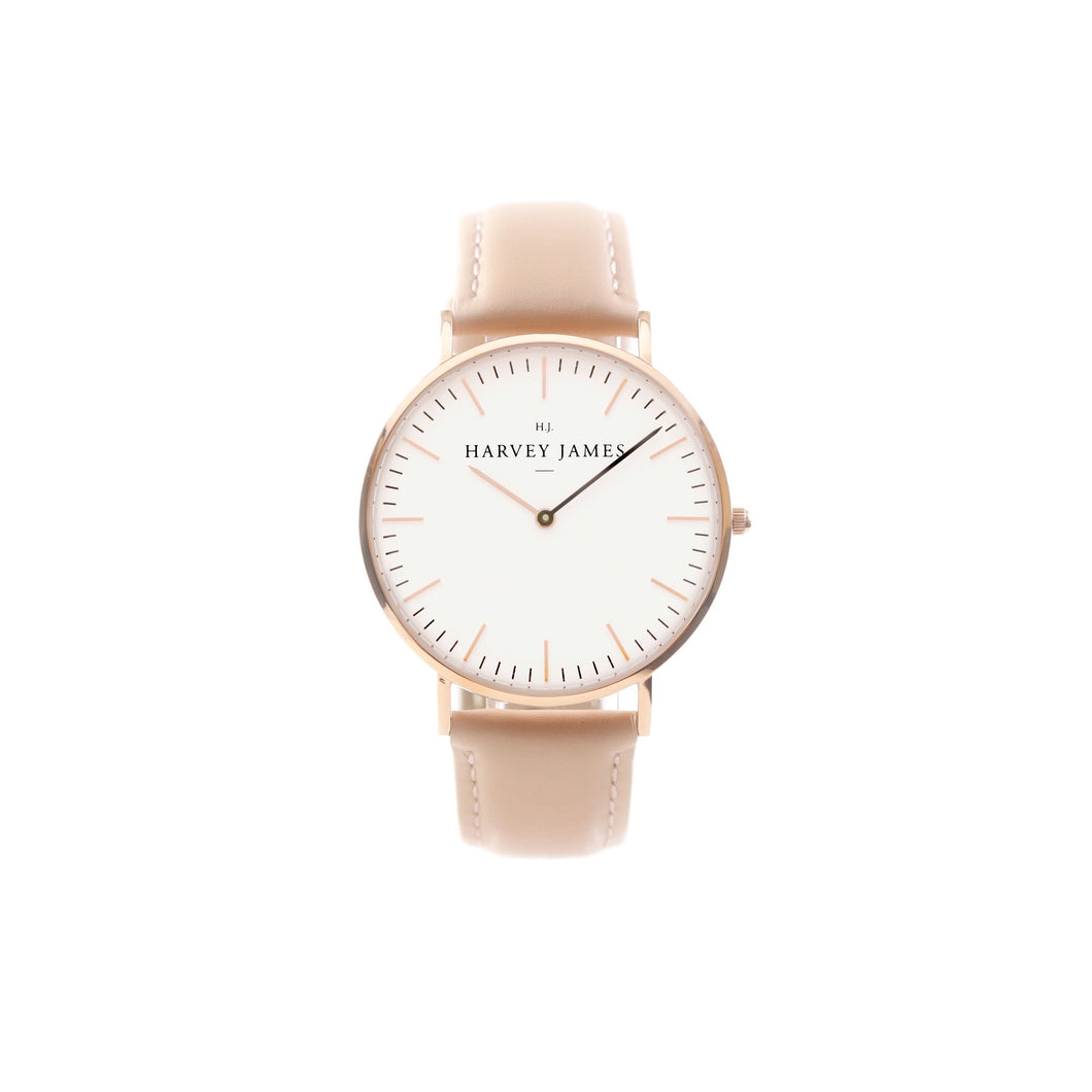 Classic Rose Gold | Blush