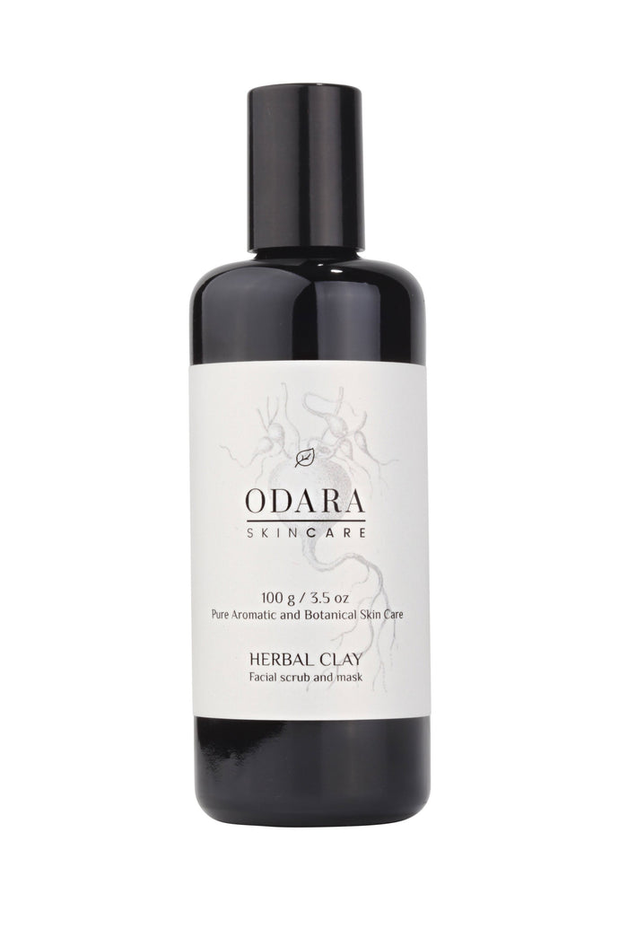 ODARA clay mask for acne