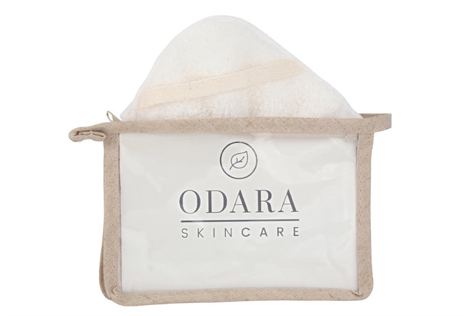 ODARA soft organic wash cloth