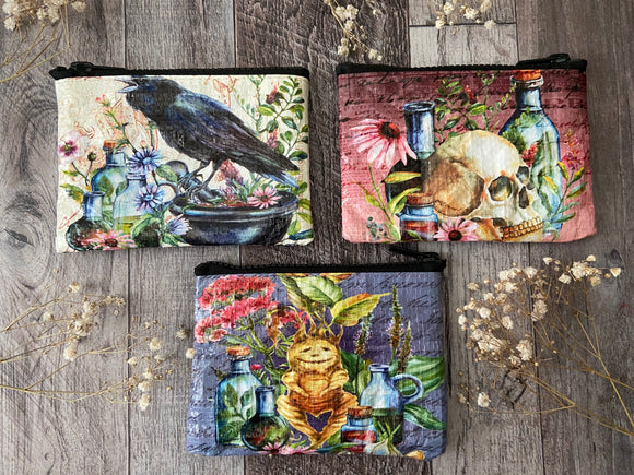 Alchemy Zippered Pouches