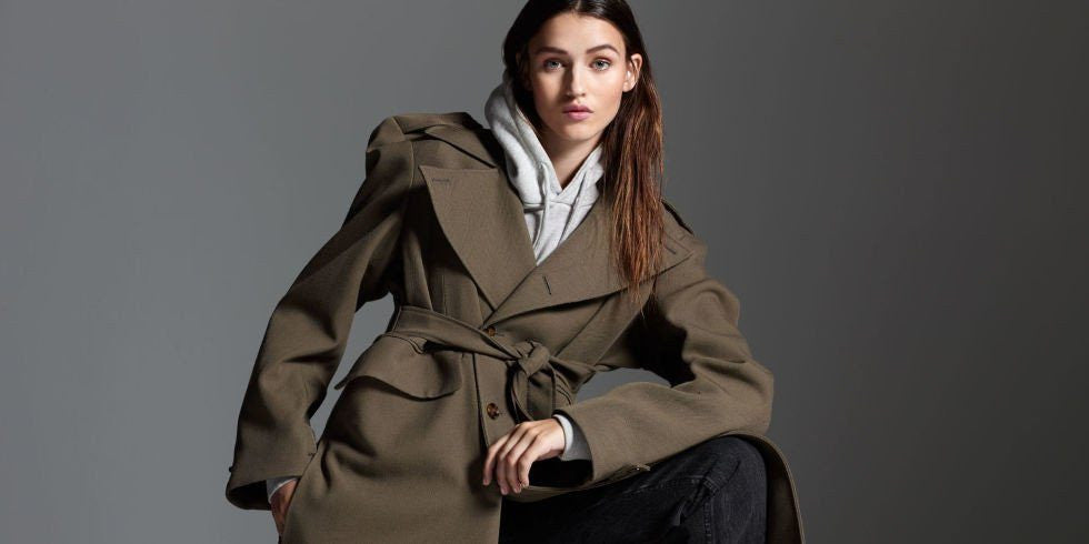 COAT CHECK: THE SEASONS' CHICEST OUTERWEAR
