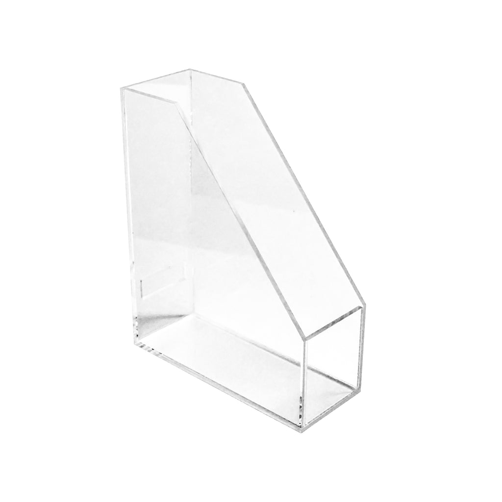 Acrylic Magazine Holder - Plastic Work Displays