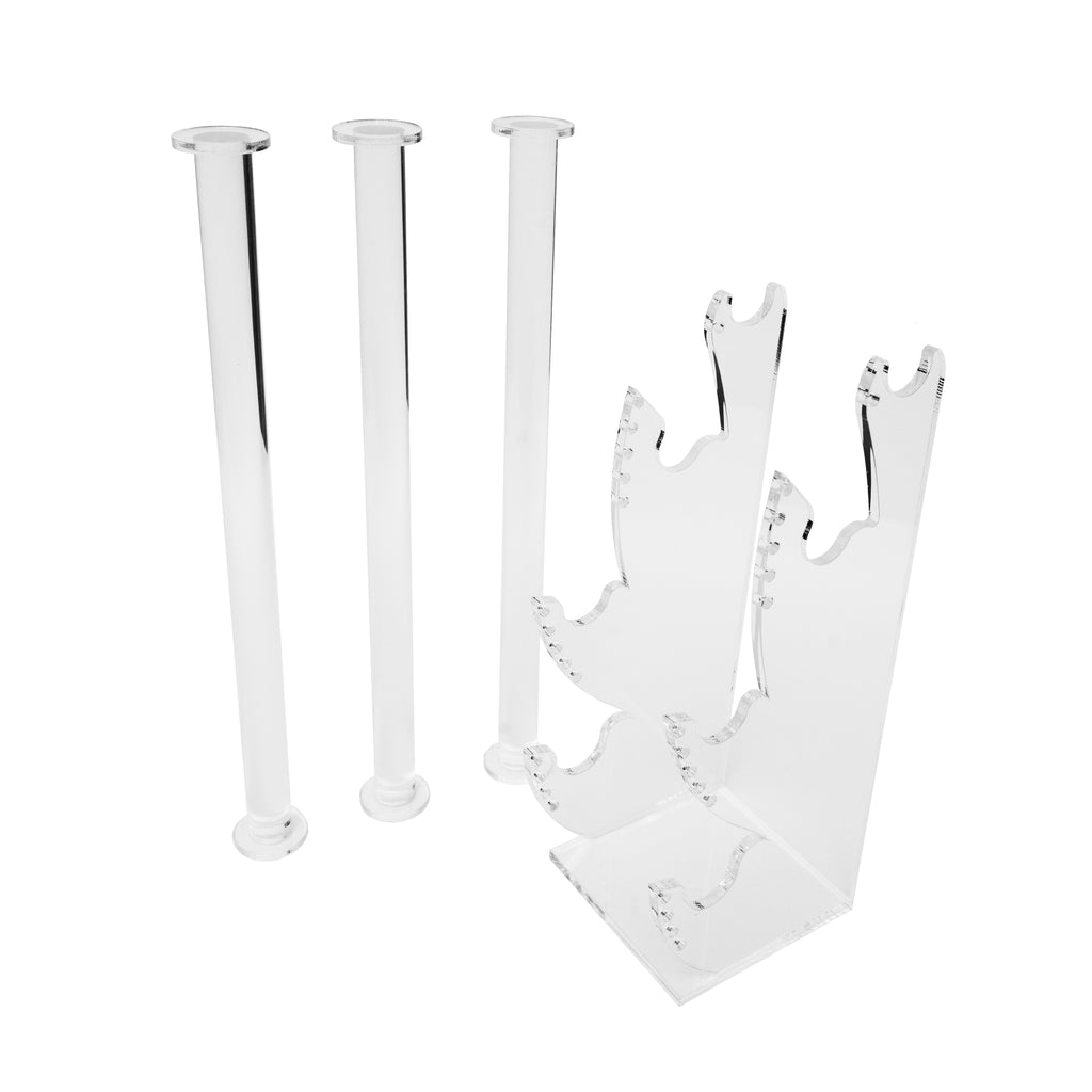 Acrylic Jewelry Stand - Plastic Work Displays