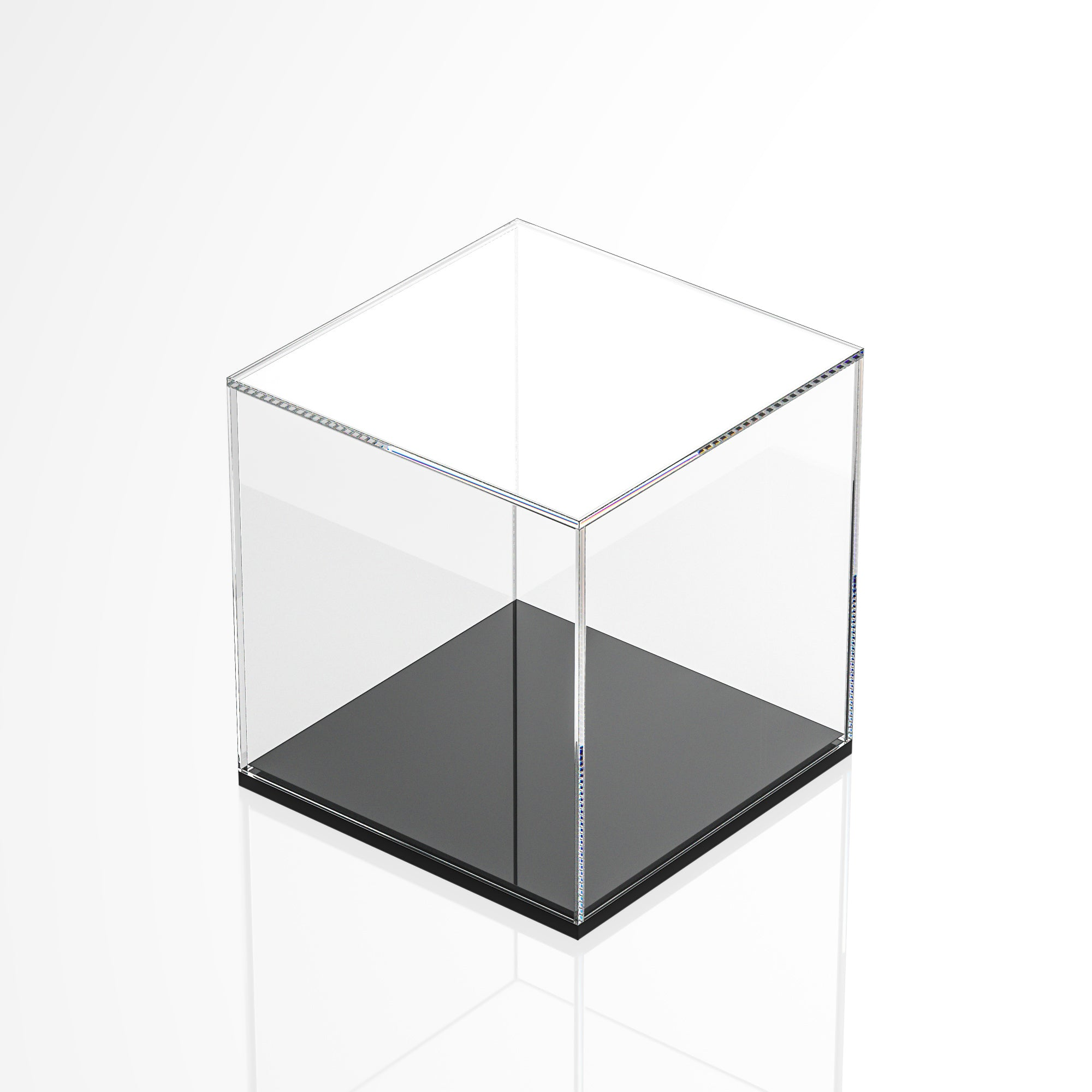 "6"" Clear Display Box"