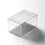 Clear Acrylic Shoe Box