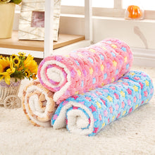 Blanket for Dogs/Cats/Pets - Soft Washable Warm - ideal gift for your furbaby - Sizes Small Medium